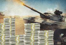 Photo of الانفاق العسكري في الشرق الأوسط وشمال أفريقيا