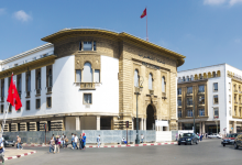 البنوك المغربية