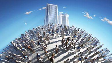 Photo of عدد سكان العالم العربي