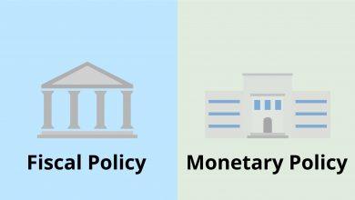 Photo of الفرق بين السياسة المالية والسياسة النقدية